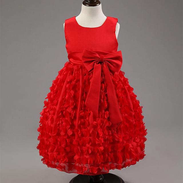 442fbf0c54d7 summer formal dresses girl flower net princess frock design dress 5 ...