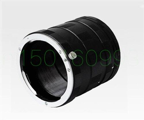 Nouveau Ring Macro Extension Tube Pour DSLR et Minalta MA Lentille Sony A900 A580 A58 a99 a77 a65 a57 a35 a700 Livraison Gratuite