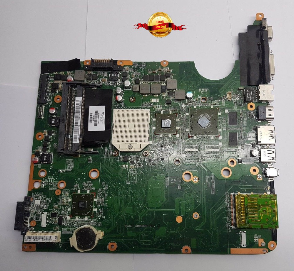 Top quality , For HP laptop mainboard DV6 DV6-1000 509451-001 laptop motherboard,100% Tested 60 days warranty