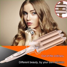 Professional Iron Ceramic Hair Styler