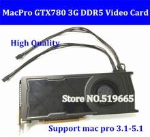 DHL EMS Free Original GTX780 3G PCI E Video font b Graphic b font font b