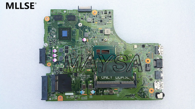 CN-0N4C2G Fit FOR DELL Dell 3442 3542 series Laptop Motherboard 13269-1 PWB FX3MC REV:A00 3558U Mainboard 100% tested high quanlity laptop motherboard fit for dell vostro 3500 cn 0pn6m9 0pn6m9 pn6m9 mother board
