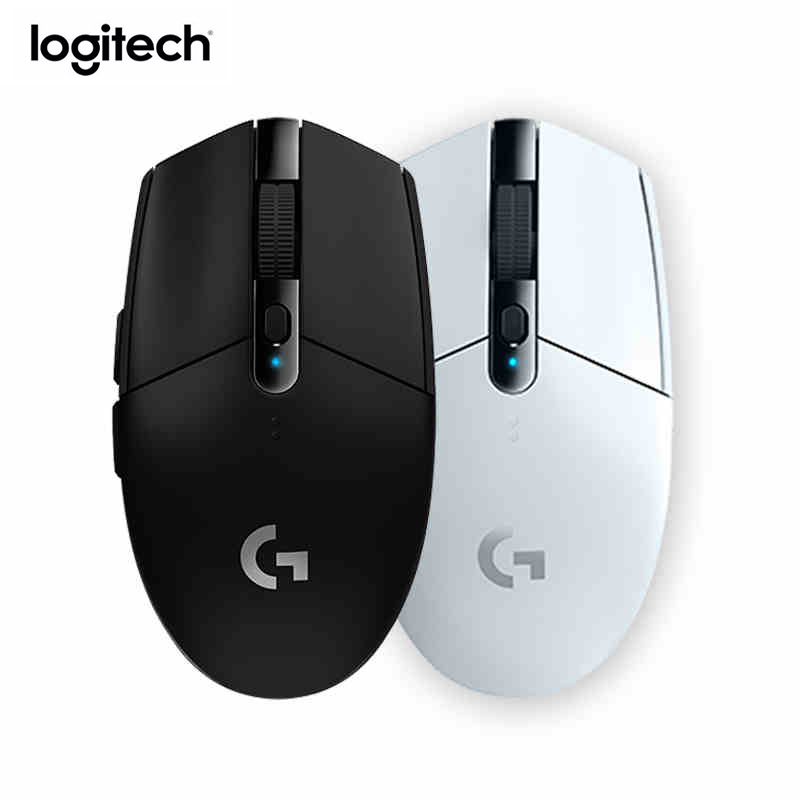 Logitech G304 Esports Game Wireless Mouse with USB Receiver 12000dpi Desktop Laptop PC Genuine Original Portable