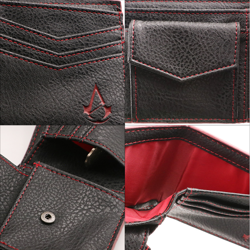 Assassin's Creed Short wallet (1)