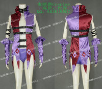 2016 New Style Harley Quinn Cosplay Costume