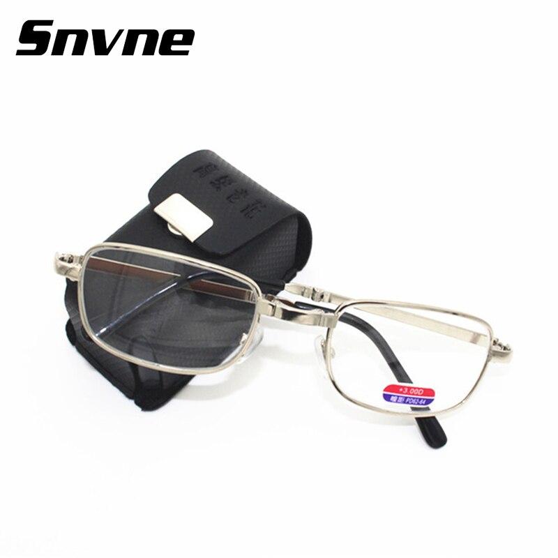 f4f86bb71d Snvne Folding reading newspapers book glasses presbyopia old men women  Presbyopic glasses fold Eyewear women s men s