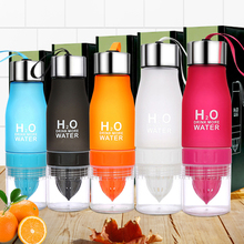 Water Bottle with Juice Infuser For All Outdoor Activities