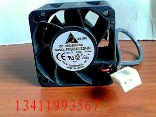 Good Quality Delta 4CM Cooling fan 4028 12V 0.60A Double ball FFB0412SHN Quality Assurance Cooling Fan