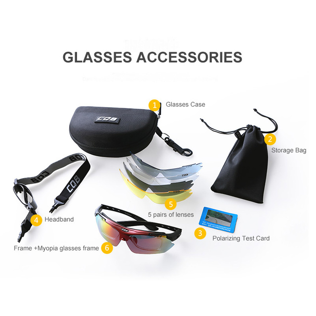 82c0c3cebb CQB Outdoor Climbing Polarized Sunglasses Tactical Eyewear Men HD Hiking  Fishing Cycling Glasses Shooting Glasses YJ0065. Previous  Next