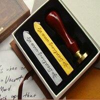 Twilight Vampire And Werewolf Sealing Wax Stamp DIY Custom Suits Scrapbooks Seal Wedding Decoration 14
