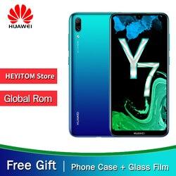 Original HuaWei Y7 Pro 2019 Enjoy 9 Smartphone 6.26
