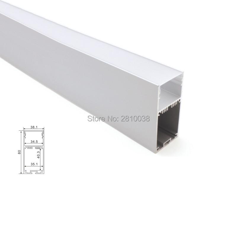 conjuntos 30x2 m lot nova chegada tipo de perfil de aluminio para a tira conduzida luz