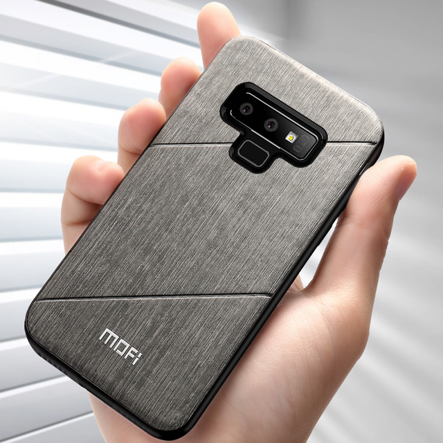 MOFi Samsung Note 9 Luxury Business Style Shockproof Back Case Cover