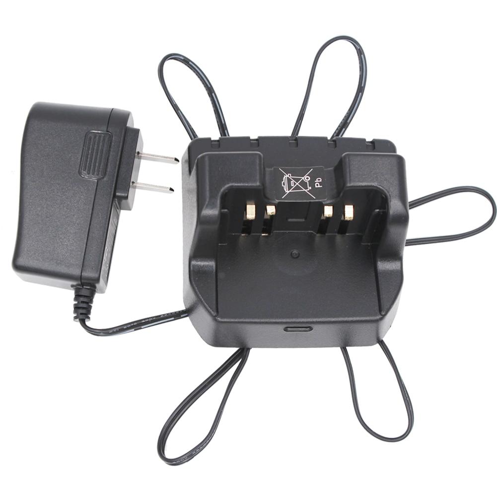 CD-26 VAC-20 FNB-83 FNB-V57 FNB-V94 FNB-V106 Battery Charger For HX270S HX370S Vertex Yaesu Radio VX-800 VX-414 FT-60R FT-270R