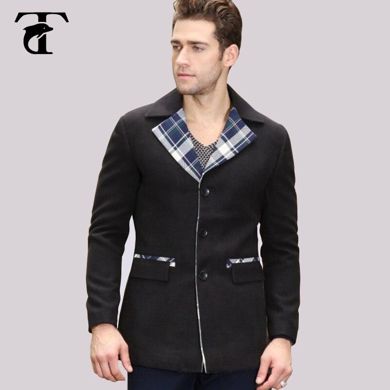 Tweed X Schwanz In 70Wolle Herrenmode Stoff Blazer Lining Herren Jacke Anzug Wollmischung Lange Flanell Nwm8n0