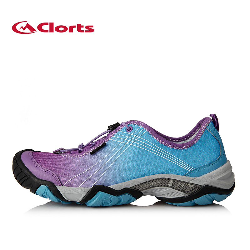 2017 Clorts Outdoor Aqua Shoes for Women, Breathable Upstream Shoes, Fast Drying Wading Sneakers Sport Shoes 3H020C