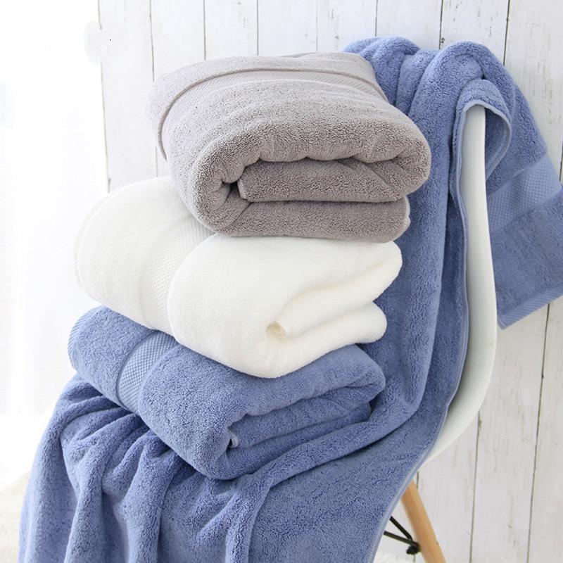 1PC 80*160cm 900g Thick Luxury Egyptian Cotton Bath <font><b>Towels</b></font> Eco-friendly Beach Terry beach <font><b>towel</b></font> for Adults Serviette de Bain
