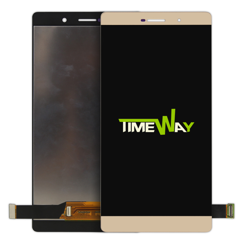 DHL 10pcs For Huawei P8 max LCD Display With Touch Screen Digitizer Glass Sensor Full Assembly Repartment