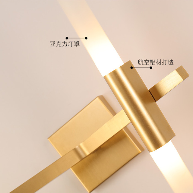 Xmas G4 Led holiday door light 2 4 antlers gold brown wall sconce ...