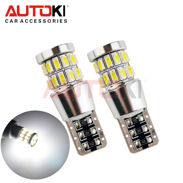Free Shipping Super Bright <font><b>T10</b></font> <font><b>3014</b></font> <font><b>30SMD</b></font> Car LED Canbus Replace Side Indicator Light Width light,Reading light,Backup Bulbs image