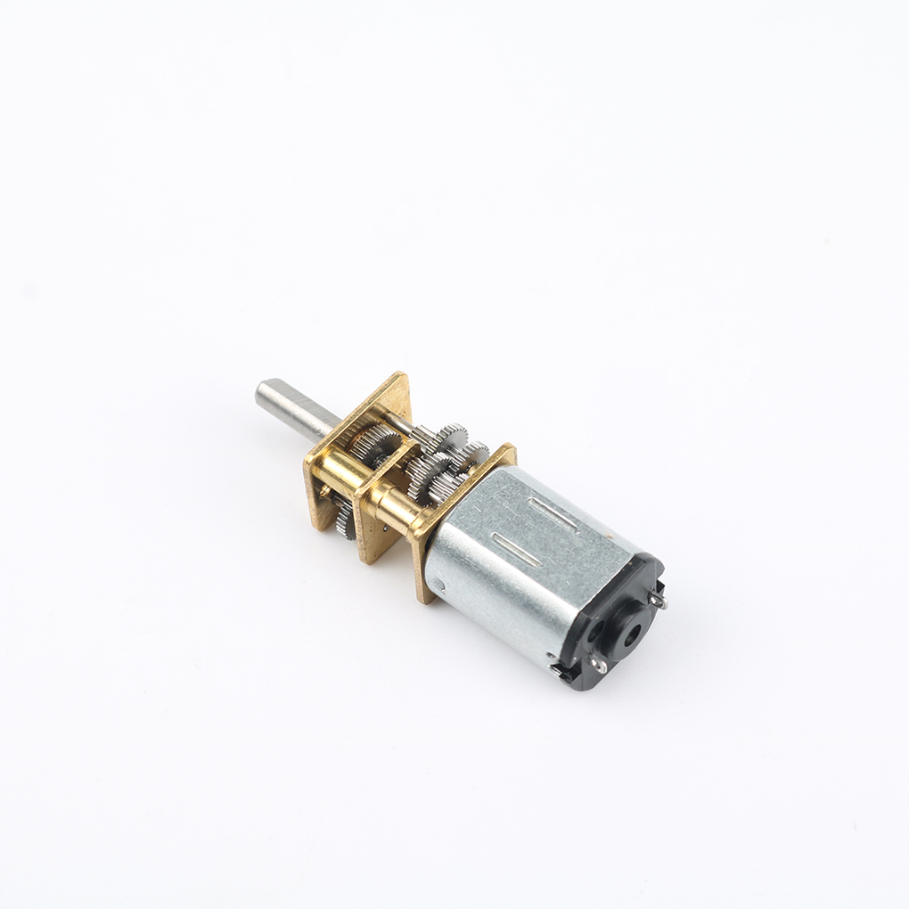 10RPM/15RPM/20RPM/30RPM 1:1000 DC 6V Gear Motor High Torque Electric Gear Box Motor N20 Metal Deceleration Motor n20 dc12v 300rpm mini metal gear motor electric gear box motor
