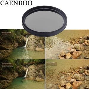Image 4 - Фильтр объектива CAENBOO для XiaoMi Yi 4K/II/Lite/+, цветной CPL UV красный фильтр Yi 4K, водонепроницаемый корпус 52 мм, аксессуары для дайвинга