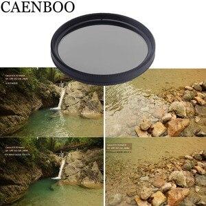 Image 4 - CAENBOO filtro de lente para XiaoMi Yi 4K/II/Lite/Plus Color CPL UV Red Filter Yi 4K carcasa impermeable carcasa 52mm accesorios de buceo