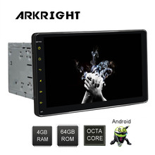 """New Arrival 9"""" 2Din 4GB+64GB HD Android 8.0 PX5 Octa Core Wifi/GPS/Bluetooth Universal Car Radio Video in/out Multimedia Player"""