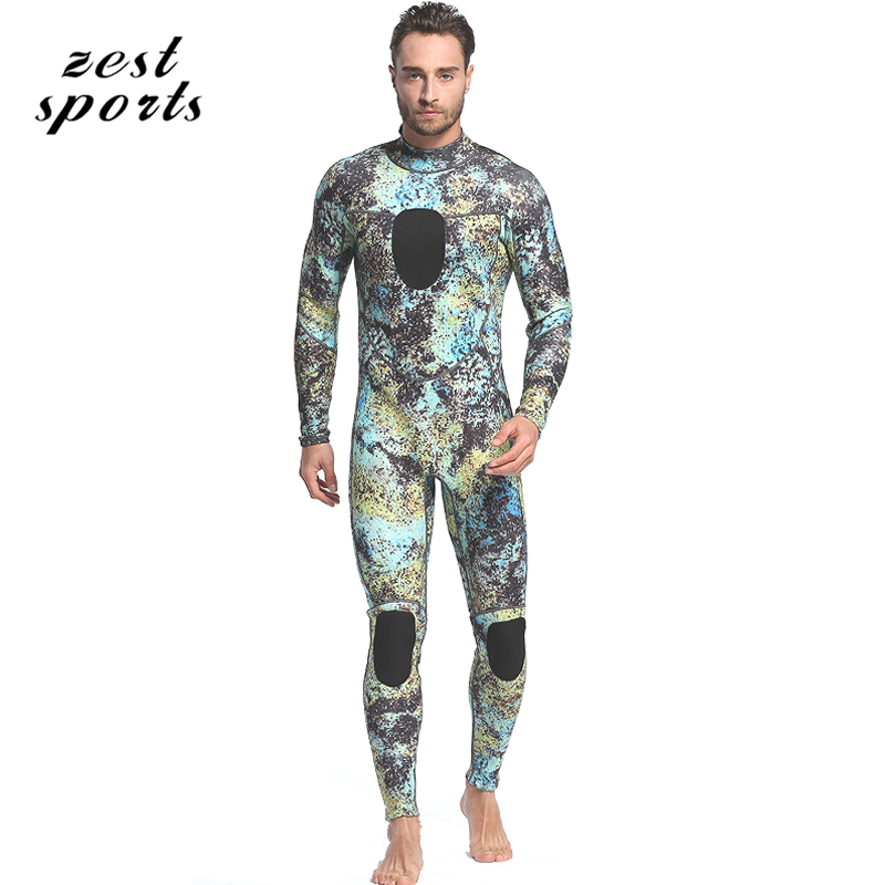 MY005, men 3mm neoprene diving suit/wetsuit, keep warm swimsuit,Three-dimensional pattern,camouflage men s winter warm swimwear rashguard male camouflage one piece swimsuit 3mm neoprene wetsuit man snorkeling diving suit