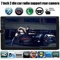 7 polegada de tela grande MP5 carro 2 DIN Universais No Traço função do bluetooth rádio do carro De Áudio E Vídeo Rádio Auto Estéreo em traço SD/USB