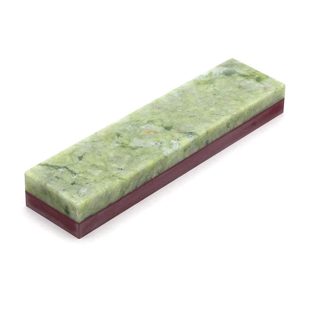 Double side sharpening stone Natural grindstone green and ruby stone for family kitchen tool, carpenter's chisel TGYS045 bprd heo 11 flesh and stone