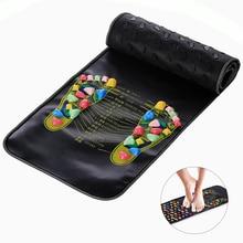 Foot Massage Mat Walk Reflexology Massager Acupoint Acupressure for Pain Relieve Nerve Relaxes Muscle
