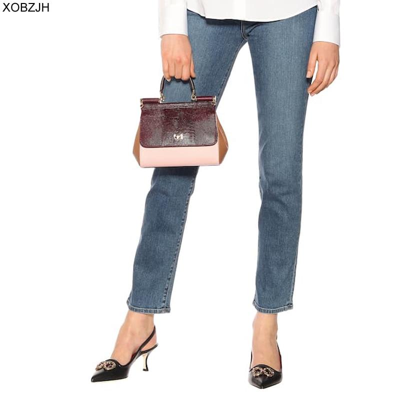 Italian Office Shoes Women Heels Pumps 2019 luxury Brand Designer pumps Black white Ladies Leather Sandals Shoes Woman Lace up