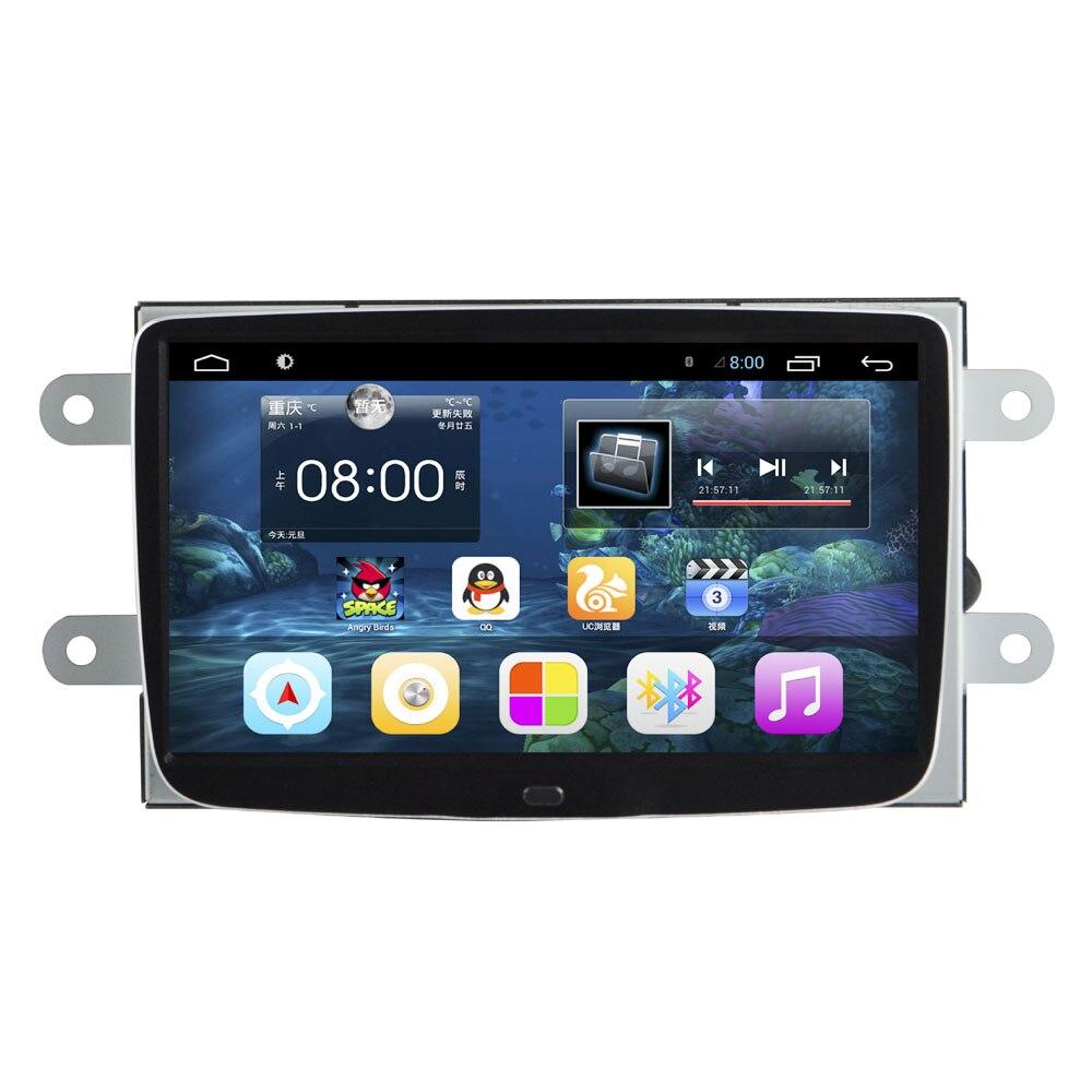 8 inch screen android 4 4 system car navigation gps system. Black Bedroom Furniture Sets. Home Design Ideas