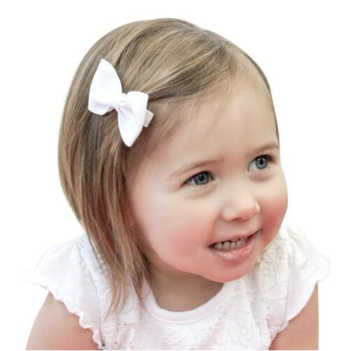 Fashion Girls Hair Clip Mini Bow Hair Bands Accessories knot Hairpins Hair Bow Headband kids Hair Accessories for Girls shanfu women zebra stripe sinamay fascinator feather headband fashion lady hair accessories blue sfc12441
