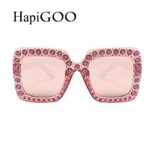 Diamond Frame Sunglasses