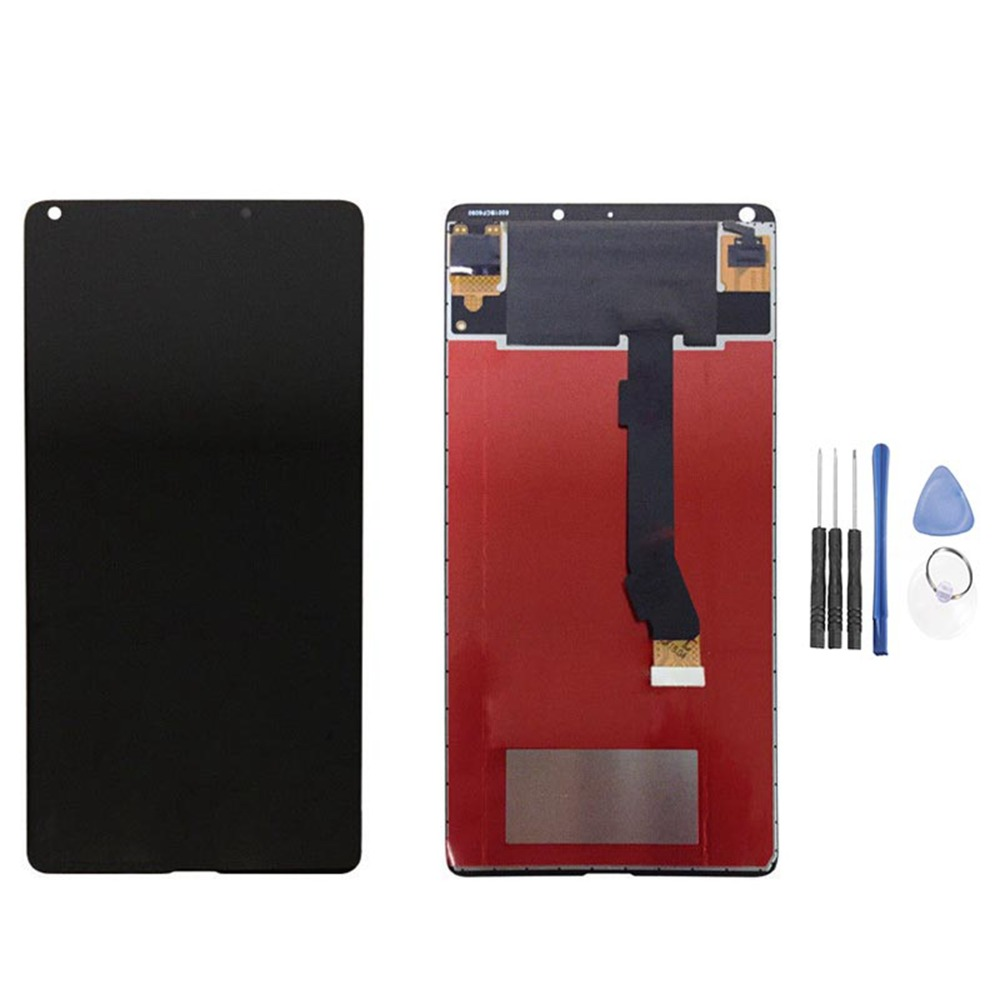 5.99 Replacement Lcd Display Touch Screen For Xiaomi Mix 2 mix2 Mi Mix 2 Lcd screen Touch panel Assembly digitizer with Tools5.99 Replacement Lcd Display Touch Screen For Xiaomi Mix 2 mix2 Mi Mix 2 Lcd screen Touch panel Assembly digitizer with Tools