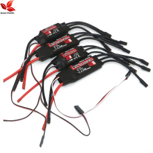 4pcs/lot BUILD POWER BLHeli ESC  20A 30A 40A ESC Speed Controler With UBEC 2-3S For RC FPV Quadcopter RC Airplanes Helicopter lhi 4pcs wraith32 32bit 35a blheli