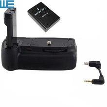 MB-D31 вертикальный батарейный блок+ EN-EL14 ENEL14 Аккумулятор для цифровой зеркальной камеры Nikon D3100 D3200 D3300 MB-D31