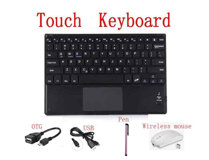 ユニバーサルミニワイヤレスタブレットノートパソコンの電話 Ipad のワイヤレス Bluetooth キーボードケースサポート Ios の Android のシステム電話