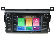 FOR TOYOTA RAV4 2013-2014 Android 8.0 Car DVD player Octa-Core(8Core) 4G RAM 1080P 32GB ROM WIFI gps head device unit stereo
