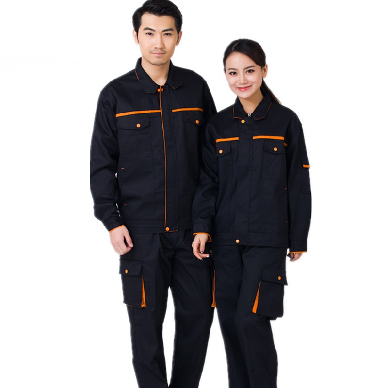 Back To Search Resultshome Aspiring Worker Clothing Workwear Clothes Set Men Women Workmen Factory Uniform Wear-resistant Repairman Auto Car Workshop Welding Suits Wide Varieties