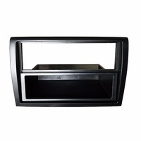 1 Din Radio Fascia for Peugeot Citroen Jumper 2006+ Boxer 2006+ FIAT Ducato 2006+ CD DVD Audio Dash Mount Trim Frame