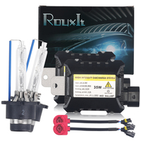AC 35W D2S Xenon Lamp Kit Car Headlight Bulb HID Ballast 4300k 6000k 8000k xenon D2S D2R Car Light 12V