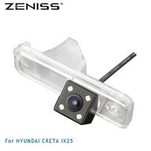 ZENISS Auto Videocamera vista posteriore camera Licenza tipo di luce D'inversione Della Macchina Fotografica Per HYUNDAI CRETA IX25