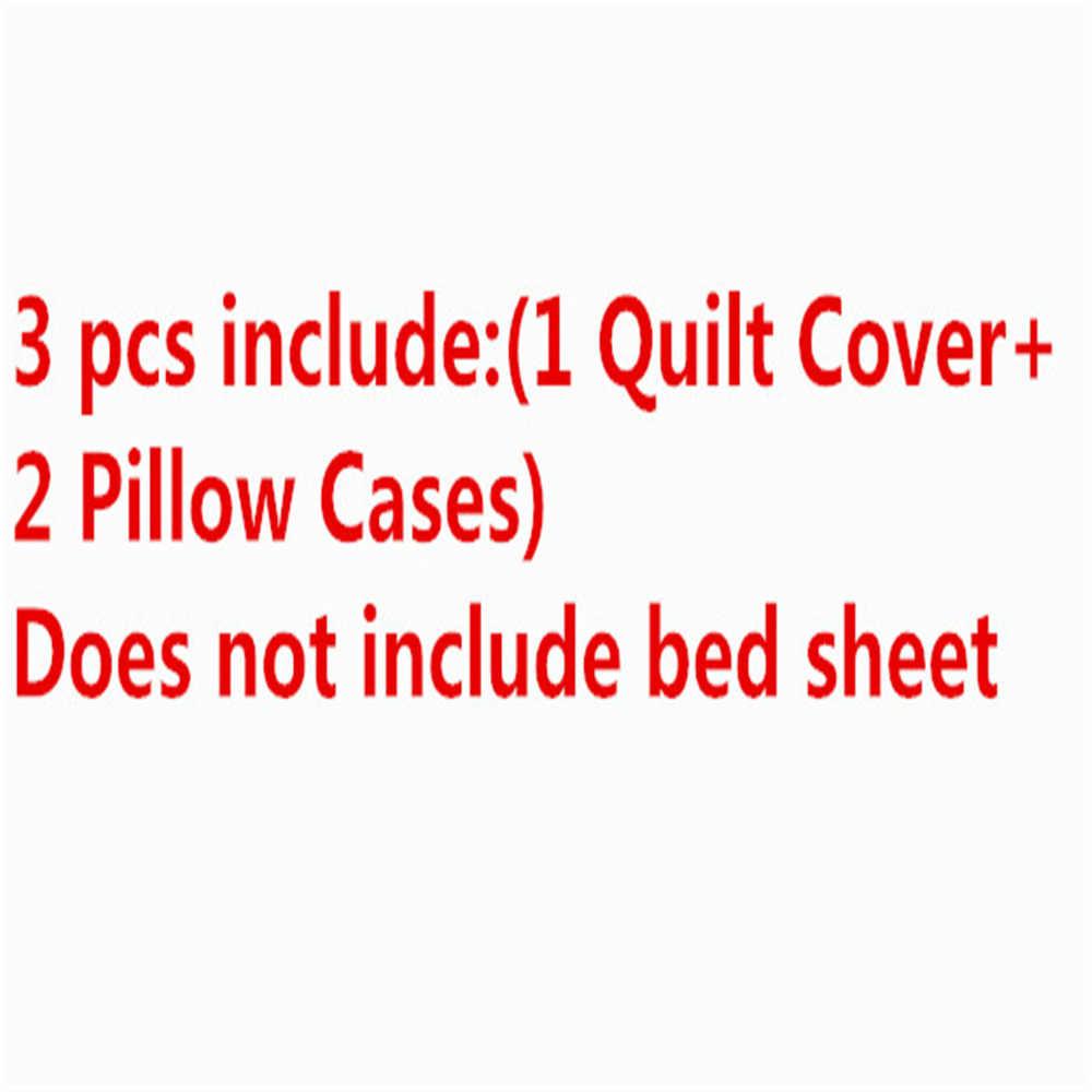 مصنع طقم سرير التوأم كامل الملكة الملك المملكة المتحدة مزدوجة حجم الأزرق غطاء لحاف وسادة حالات HD طباعة أغطية زهرة السرير غطاء