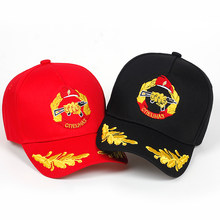 new Russian Spetsnaz Special Forces Fist embroidery Baseball Cap men women  cotton Hip hop snapback golf ae53f8147029