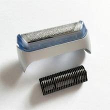 Shaver Cutter&20S Foil for BRAUN 20S Z20 Z40 Z60 180 190S-1 5728 57292865 2866 2874 2876  Razor Mesh Grid Blade