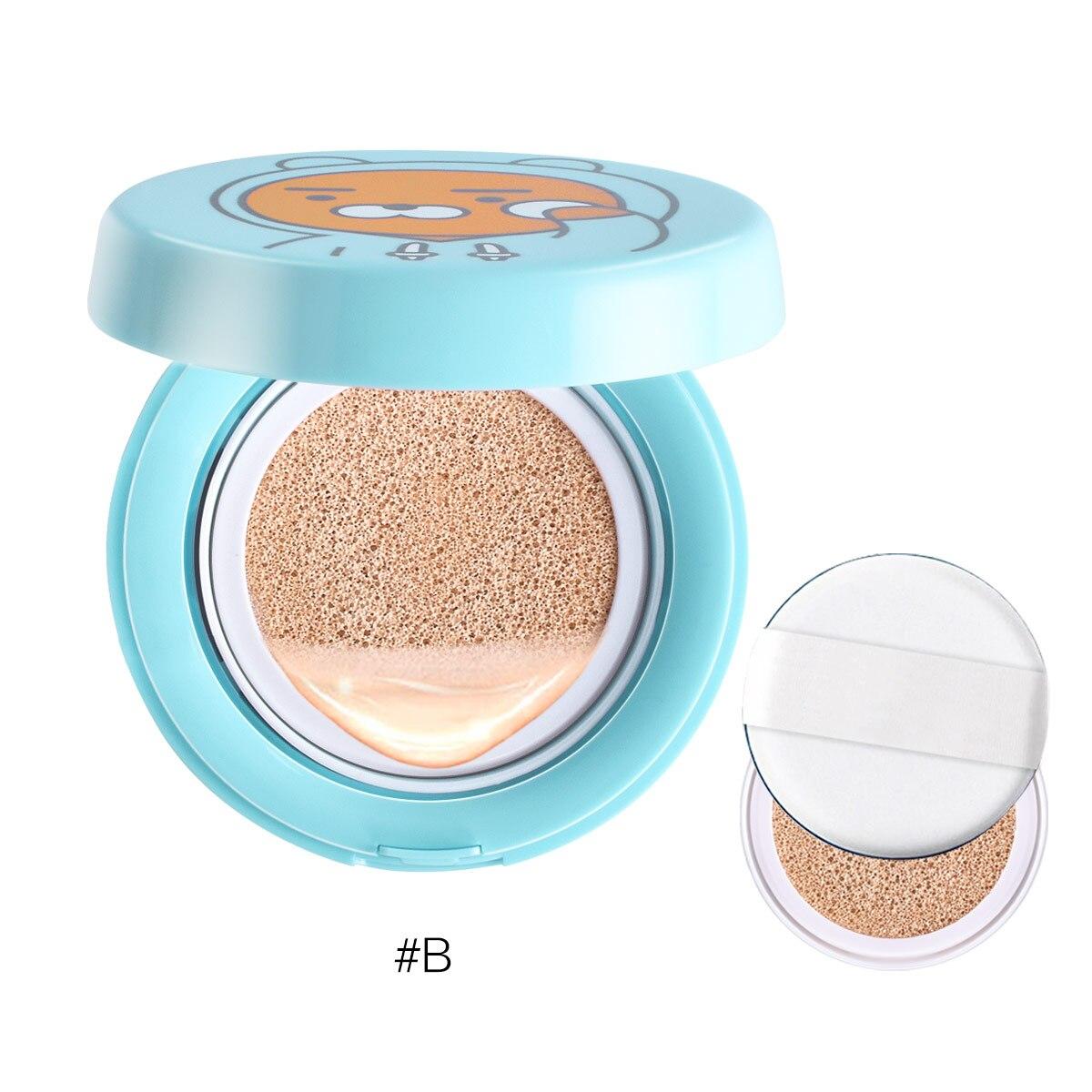 Кроссовки на воздушной подушке BB крем изоляция ВВ nude консилер, масло увлажняющий шампунь для 15gX2 макияж бренд HengFang# H8470 - Цвет: B