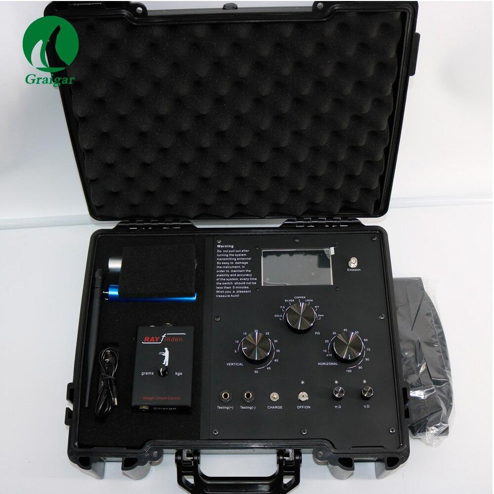 EG1000 เครื่องตรวจจับโลหะ EG-1000 เครื่องตรวจจับโลหะใต้ดินตรวจจับ Range100-1000m
